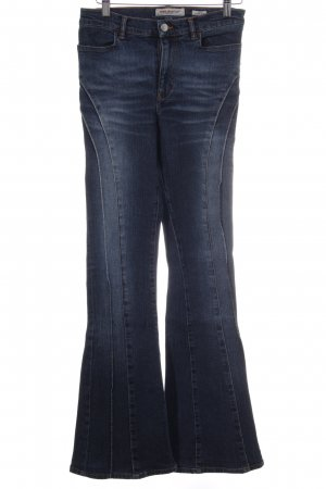 Miss Sixty Denim Flares dark blue-orange '60s style