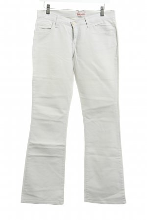Miss Sixty Jeans flare beige clair style décontracté