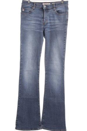 Miss Sixty Jeansschlaghose kornblumenblau