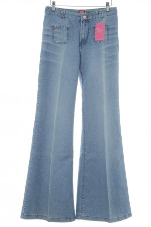 Miss Sixty Denim Flares steel blue washed look
