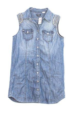 Miss Sixty Denim Vest cornflower blue