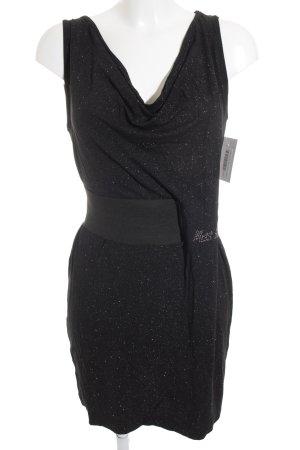 Miss Sixty Jerseykleid schwarz Elegant