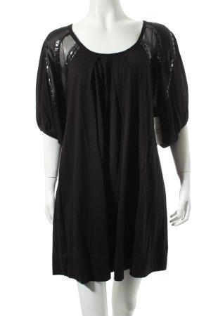 Miss Sixty Kleid schwarz Casual-Look