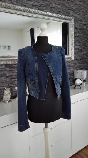 Miss Sixty kurze Jeansjacke