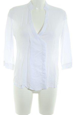 Miss Sixty Langarm-Bluse weiß Elegant