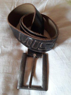 Miss Sixty Cinturón negro-marrón-negro