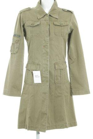Miss Sixty Military Jacket green grey safari look