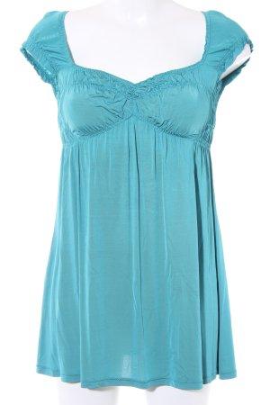 Miss Sixty Minikleid kadettblau Romantik-Look