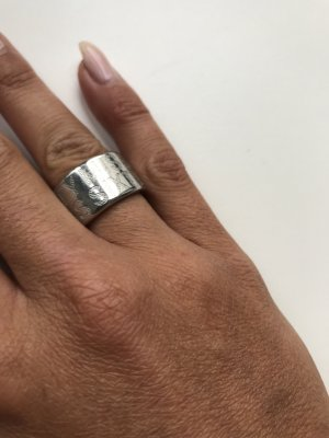 Miss Sixty Ring silver-colored