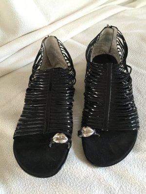 Miss Sixty Sandale schwarz