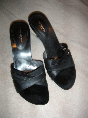 Miss Sixty Sandalen in schwarz mit Nieten