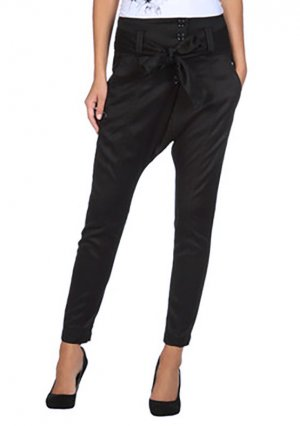 MISS SIXTY Satin Hose Jeans Baggy Pants Bootcut – XS