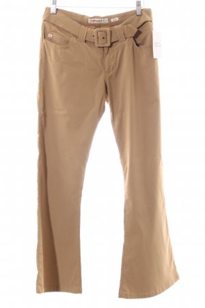 Miss Sixty Flares camel '70s style