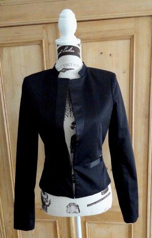 Miss Sixty Tailcoat black mixture fibre