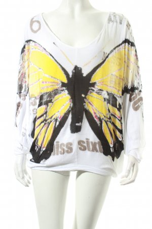 Miss Sixty Shirt mehrfarbig Casual-Look