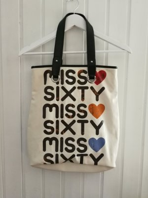 Miss Sixty Shopper bag Vintage Retro used Look