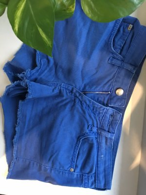 Miss Sixty Shorts blau