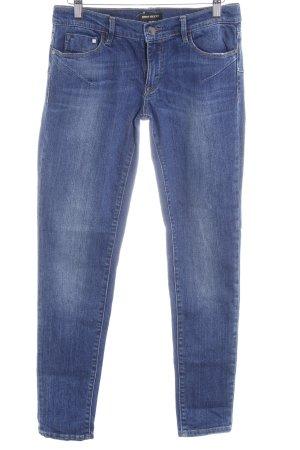 Miss Sixty Skinny Jeans blau Casual-Look