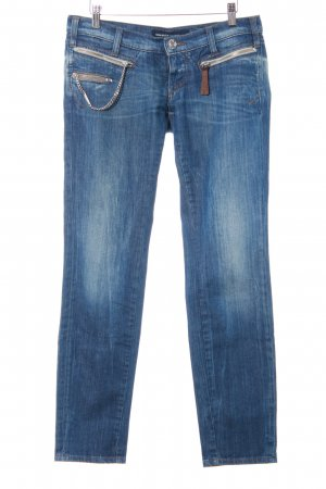 Miss Sixty Skinny Jeans blau Jeans-Optik