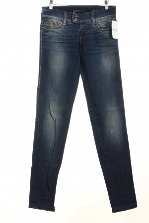 Miss Sixty Skinny Jeans dunkelblau Casual-Look