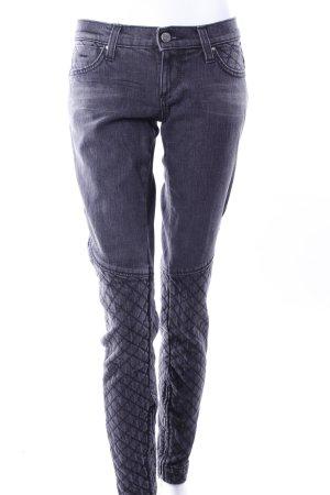 Miss Sixty Skinny Jeans grau