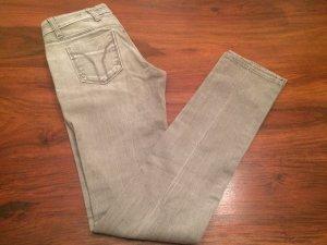 Miss Sixty Skinny Jeans Grau NEU