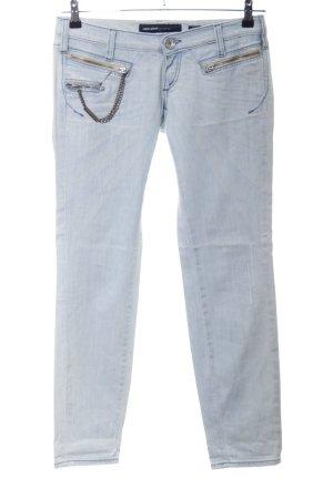 Miss Sixty Jeans slim bleu style décontracté