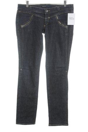 Miss Sixty Slim Jeans blau Casual-Look
