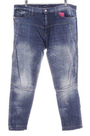 Miss Sixty Jeans slim bleu foncé style décontracté
