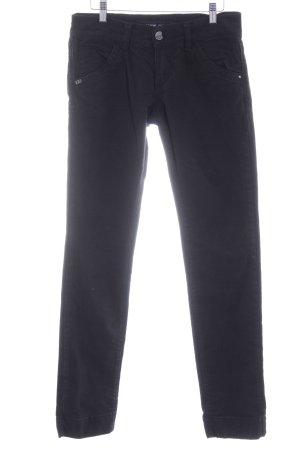Miss Sixty Slim Jeans schwarz Casual-Look