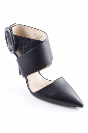 Miss Sixty Slingback-Pumps schwarz Elegant