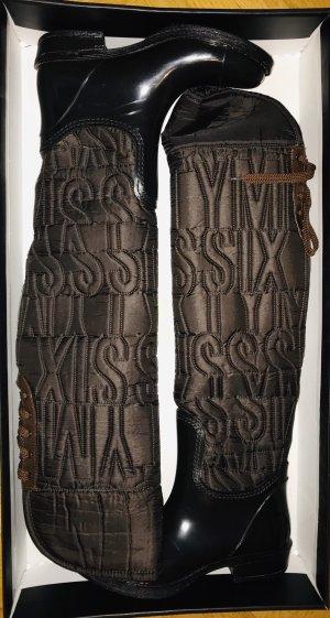 Miss Sixty Wellies black brown-dark brown