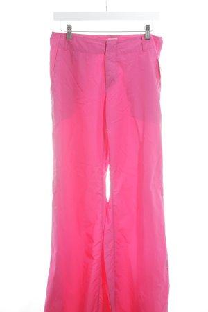 Miss Sixty Stoffhose pink sportlicher Stil