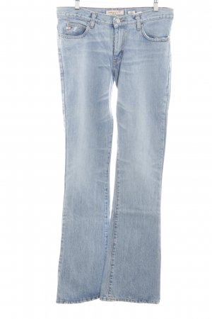 Miss Sixty Straight-Leg Jeans blau Casual-Look