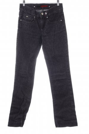 Miss Sixty Straight-Leg Jeans taupe Casual-Look