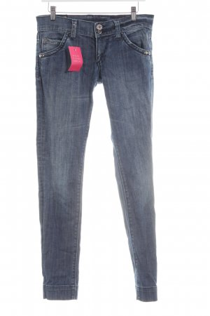 Miss Sixty Stretch Jeans blau Casual-Look
