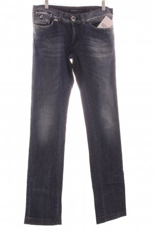 Miss Sixty Stretch Jeans blau Casual-Look