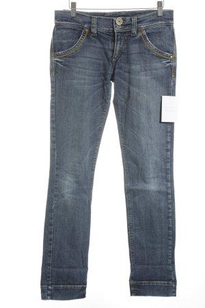 Miss Sixty Stretch Jeans graublau schlichter Stil