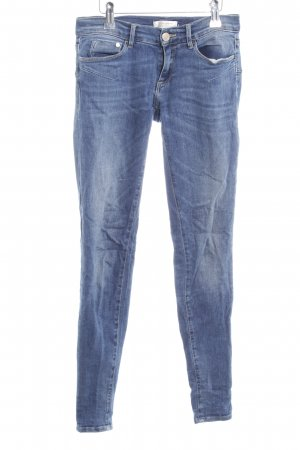 Miss Sixty Stretch Jeans stahlblau Casual-Look