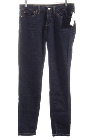 Miss Sixty Stretch Jeans stahlblau schlichter Stil