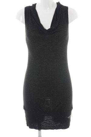 Miss Sixty Strickkleid schwarz Elegant