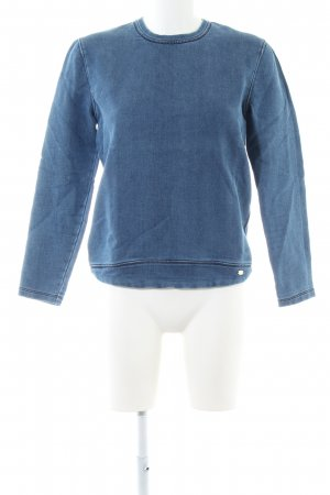 Miss Sixty Sweatshirt blau Casual-Look