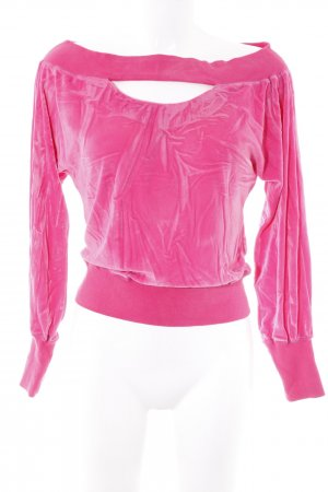 Miss Sixty Sweatshirt pink Casual-Look