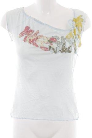 Miss Sixty T-Shirt mehrfarbig Casual-Look