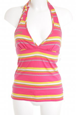 Miss Sixty Strappy Top striped pattern beach look