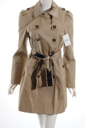 Miss Sixty Trenchcoat beige Street-Fashion-Look