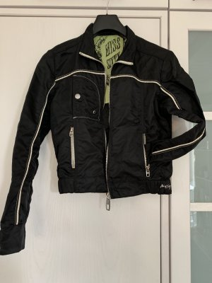 Miss Sixty Vintage Biker Jacket Black