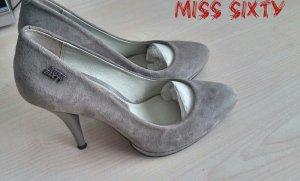 Miss Sixty Wildleder Pumps *Brigittas* Gr.38