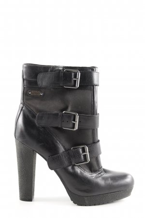 Miss Sixty Winter-Stiefeletten schwarz Casual-Look