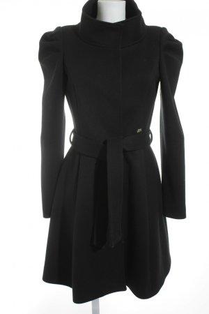 Miss Sixty Wintermantel schwarz Elegant